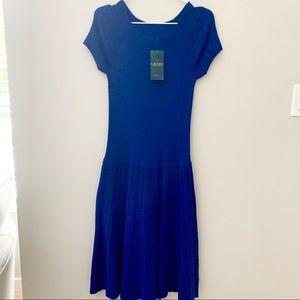 Short Sleeve Ralph Lauren Sweater Dress